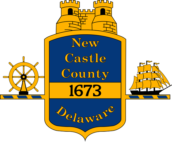 The New Castle County Logo.