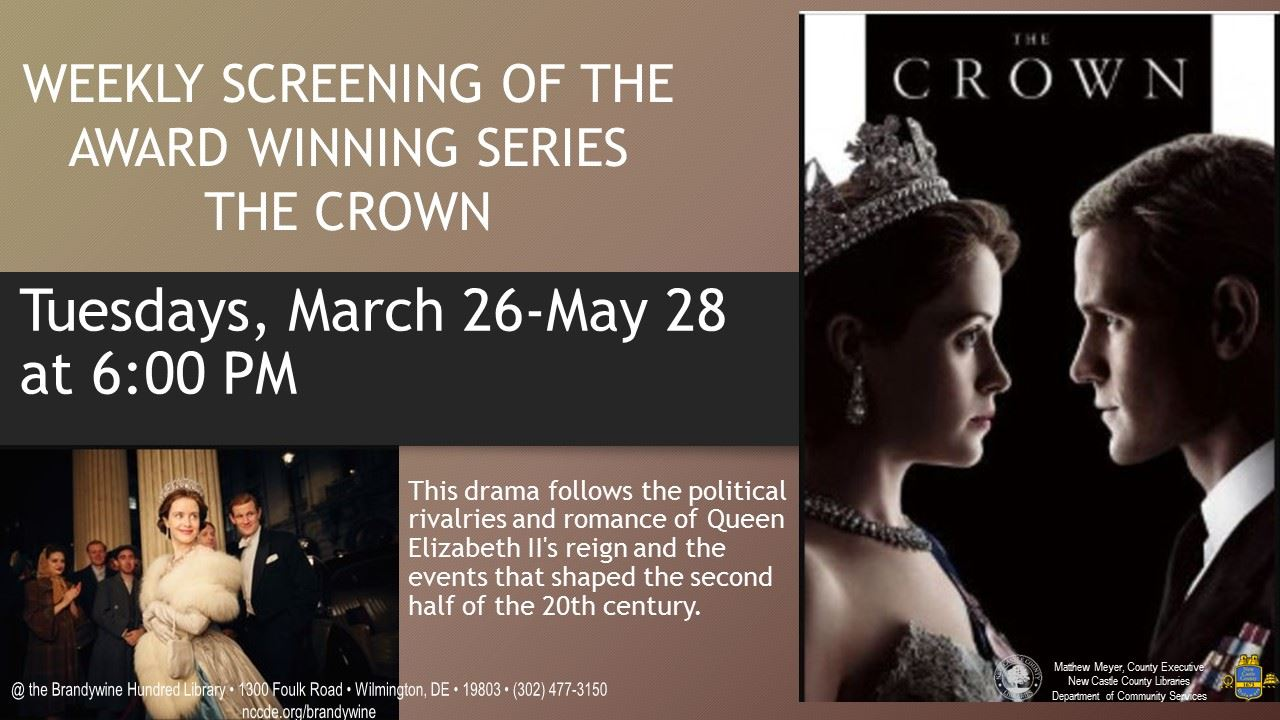the crown 3.26 though 5.28