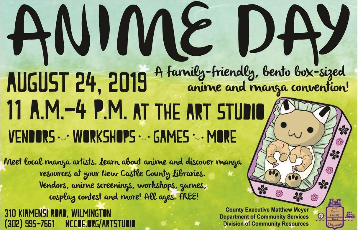 anime day 2019