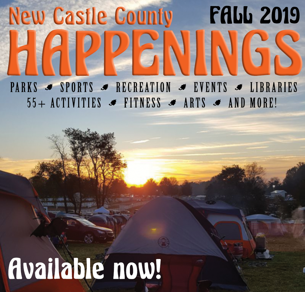 The Fall 2019 Happenings is Available Now!