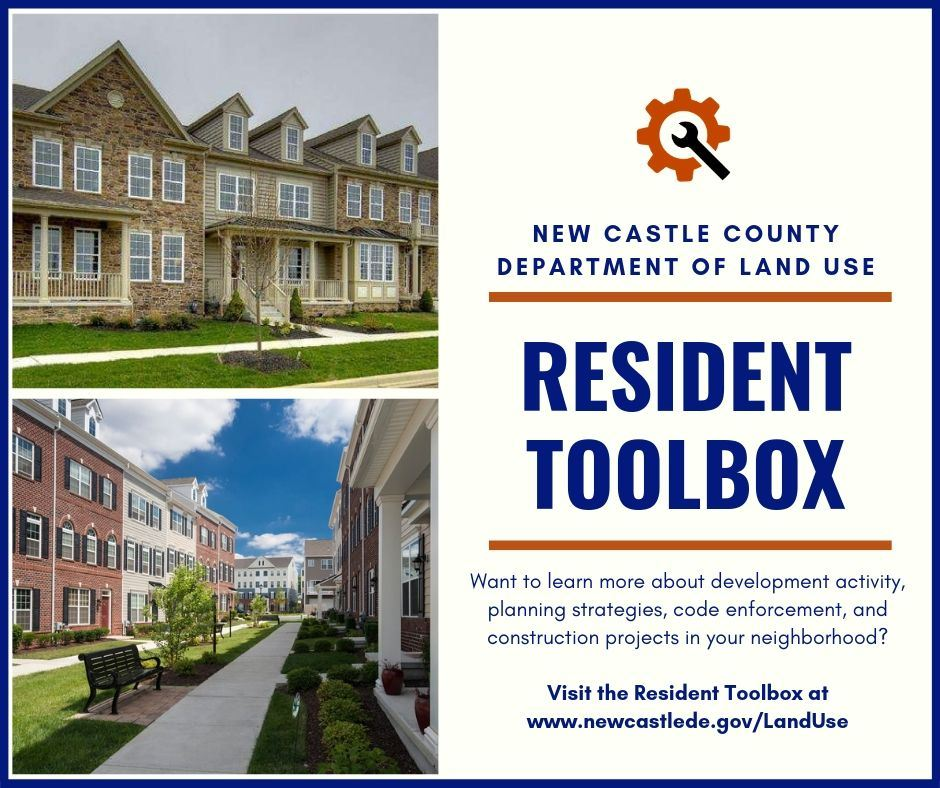 Resident Toolbox Opens in new window
